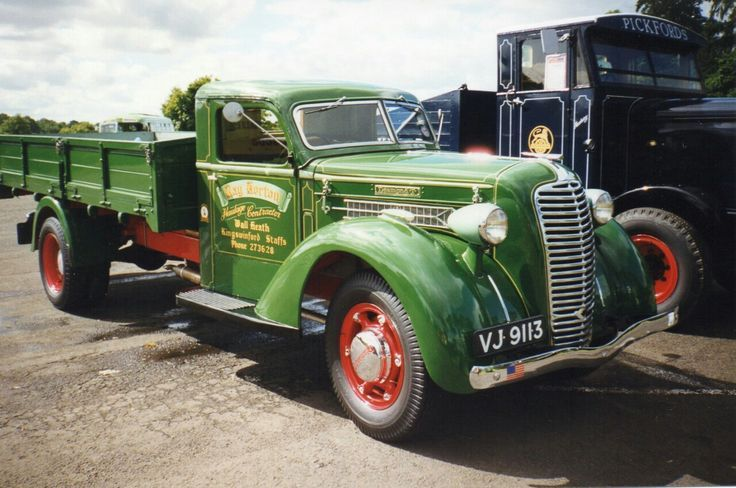1936 Diamond T Truck Classic Cars Trucks Vintage Trucks