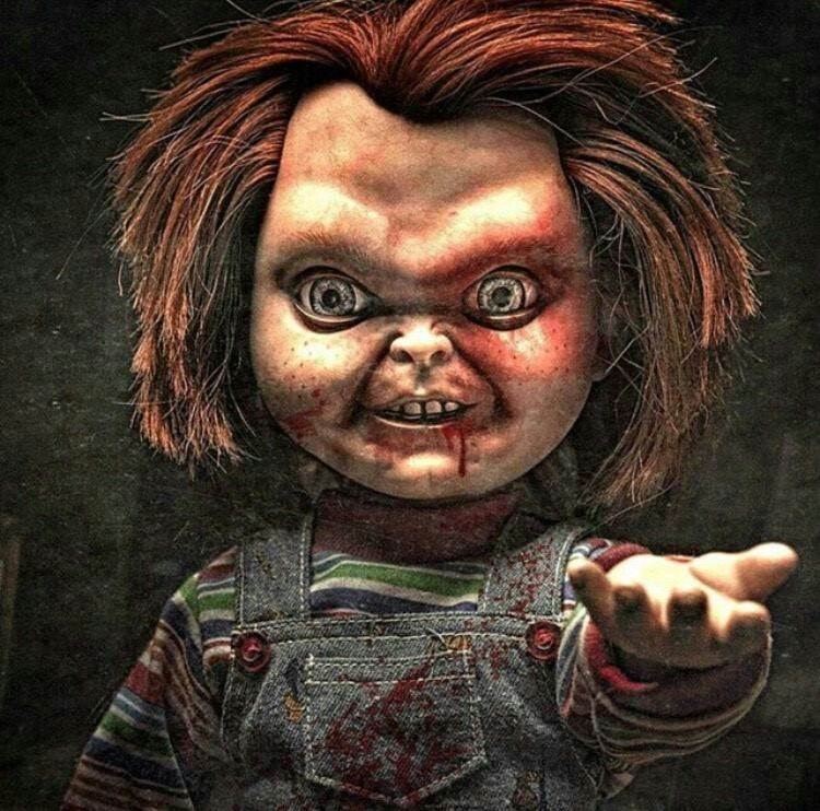 Chucky Wallpapers: Pin By Jeanne Loves Horror💀🔪 On Chucky