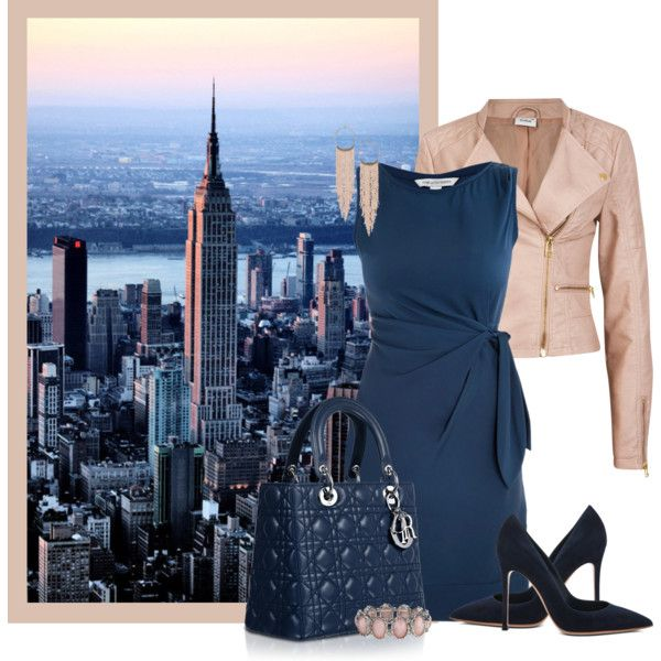 """""""Uptown girl"""" by madamedeveria on Polyvore"""