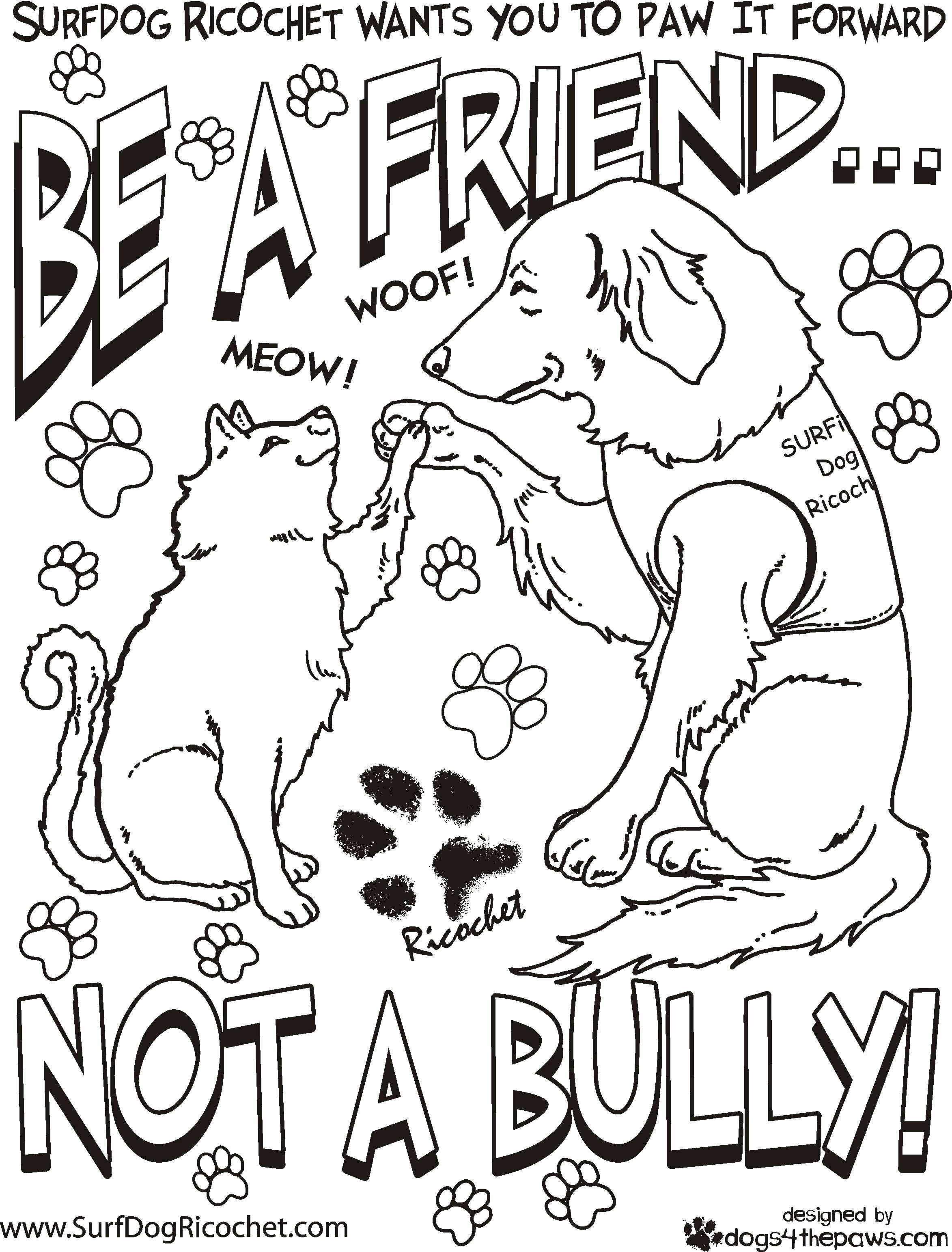 Happy Birthday Meow New Character Counts Coloring Pages