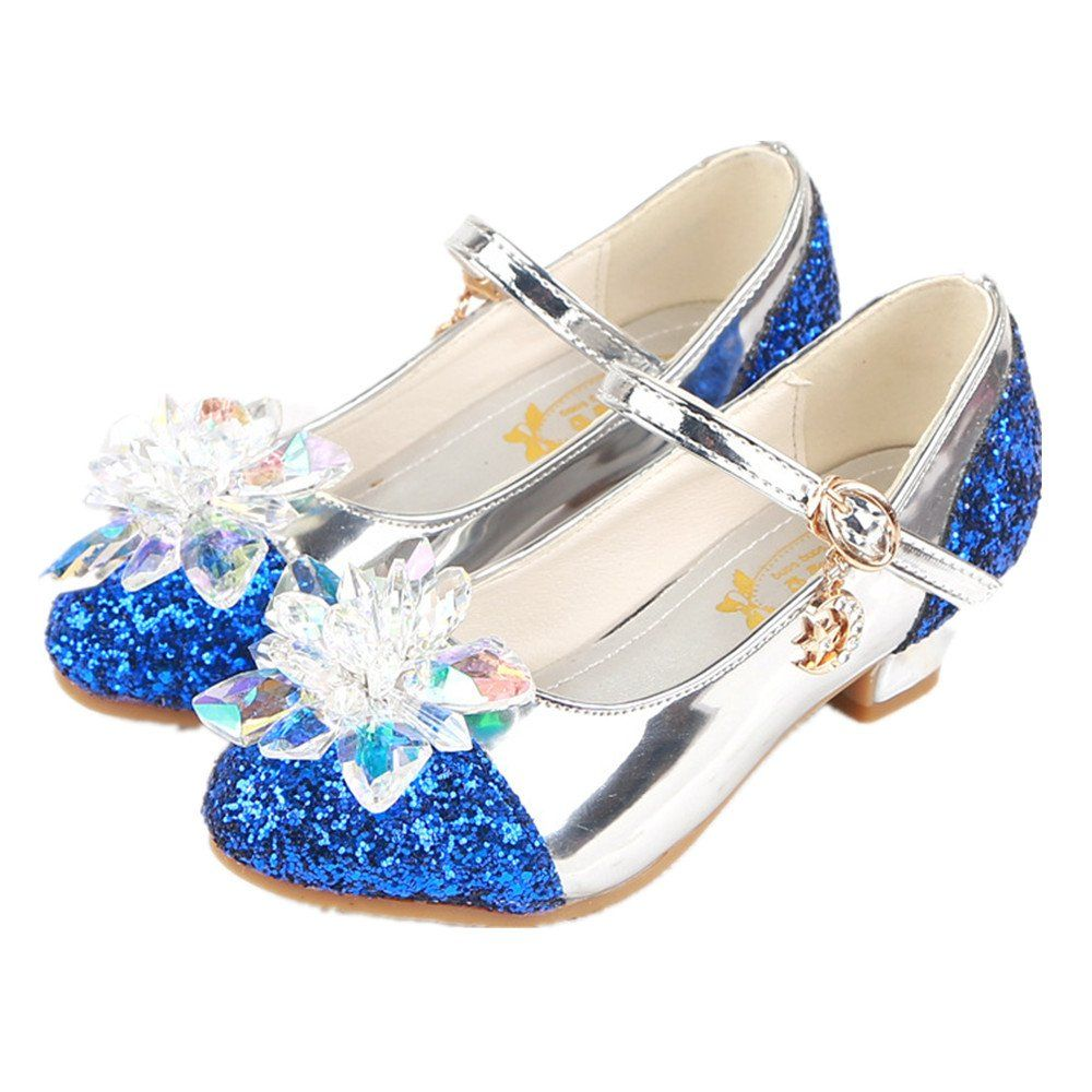 pit4tk Party Shoes Girls Shoes Girls Dress Princess Outdoor Ballet Flat Shoes Toddler//Little Kid