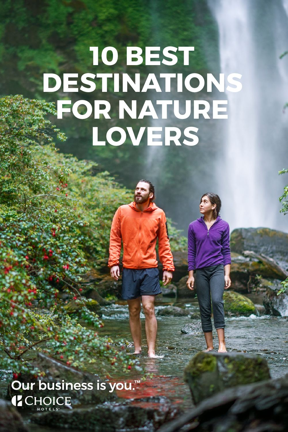 Check Out The Best Destinations For Nature Lovers On Choicehotels Com Because When Your Business Is Getting O Cool Places To Visit Travel Amazing Destinations