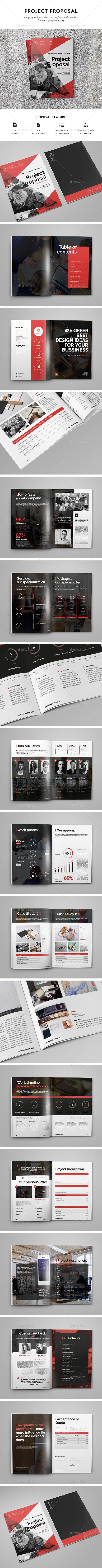 Proposal | Publicitaria y Catálogo