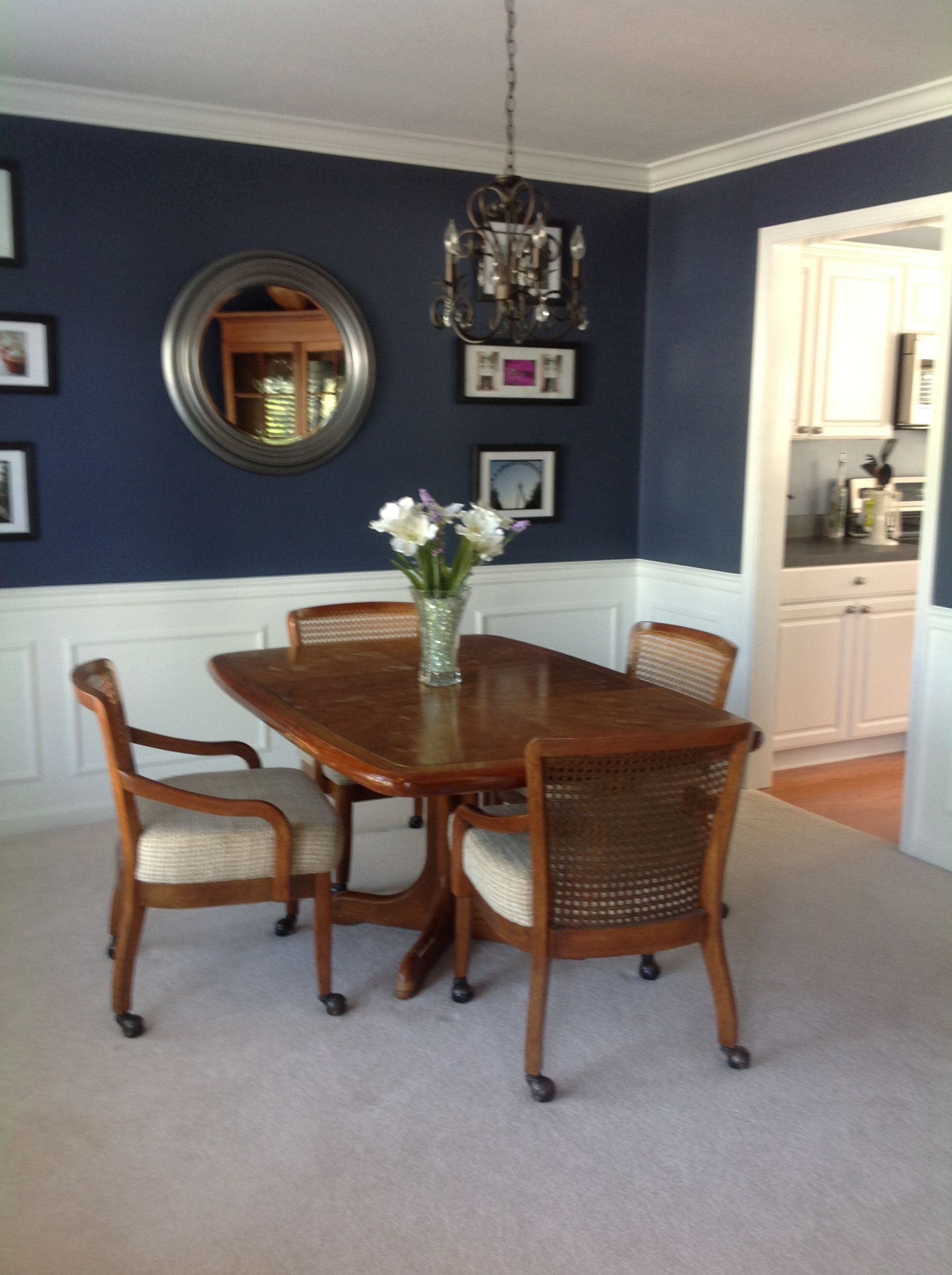 Pin By Ashley Clem On For The Home Dining Room Colors Dining Room Paint Colors Dining Room Colour Schemes