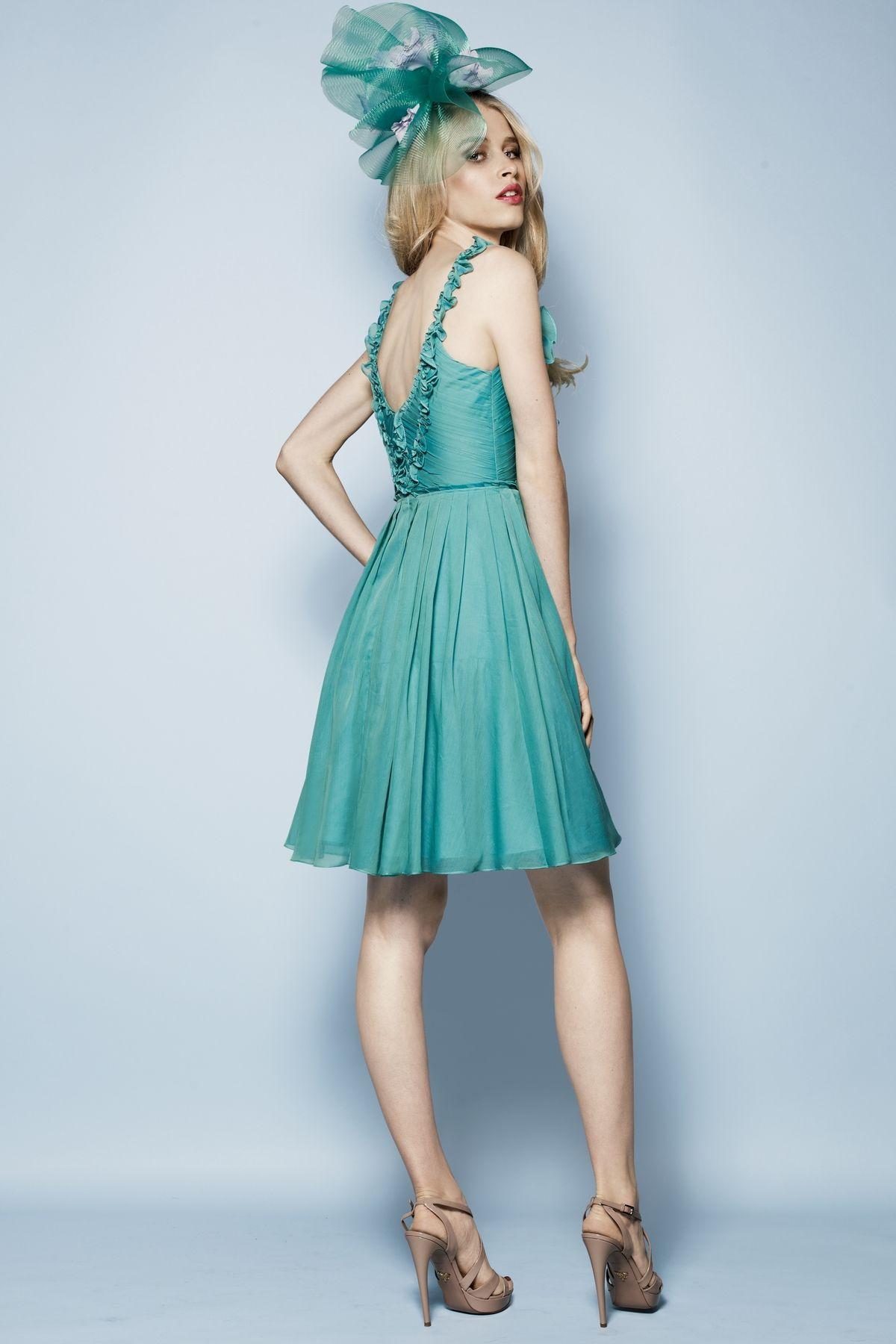 Watters Maids Dress Daffodil | Watters Maids | Pinterest