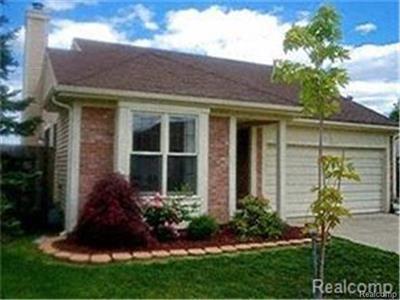 1605 Colony Drv   Rochester Hills , MI 48307 $209,999 @ Colburn McDonald & Associates Realtors