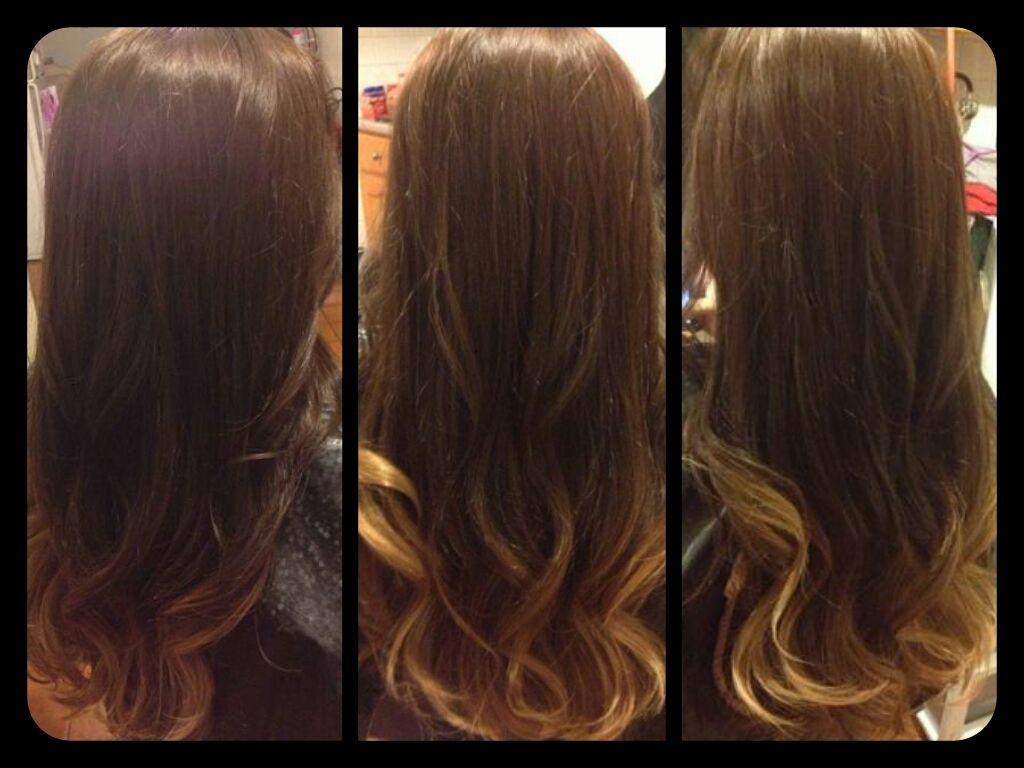 Healthy hair is beautiful hair medium brown hair color wcaramel