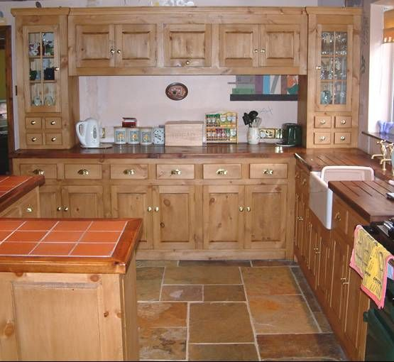 English Country Furniture Kitchen Cabinets Country Kitchen Kitchen