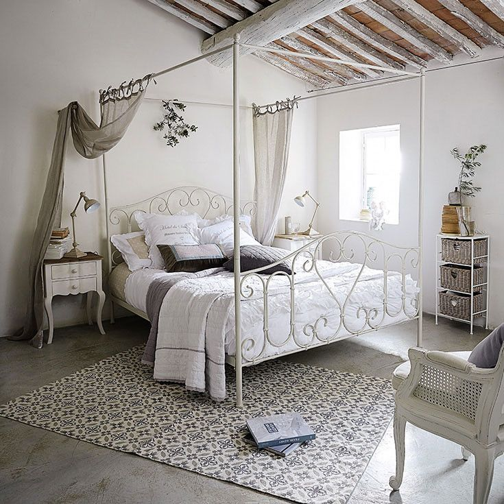 Letto Una Piazza E Mezza Maison Du Monde.Mobiliario E Decoracao De Interiores Casa De Campo