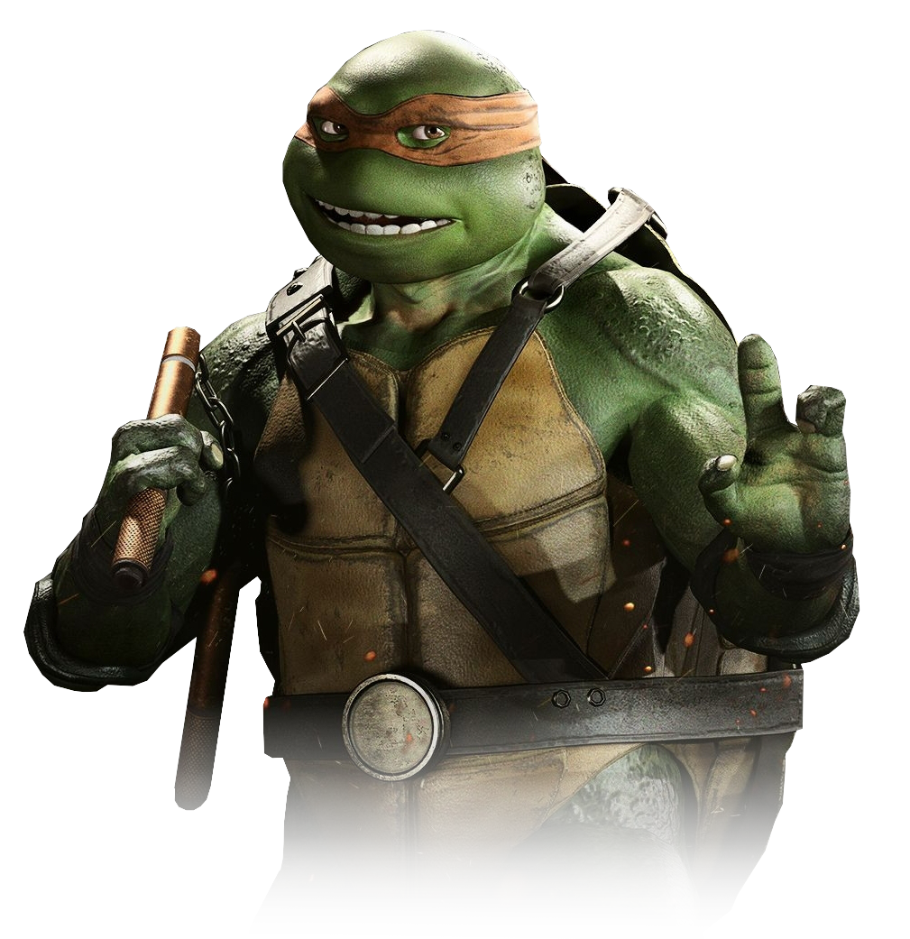 Michelangelo Injustice 2 Png Injustice 2 Injustice Character