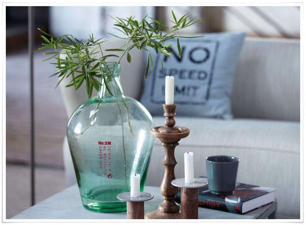 cette magnifique jarre en verre recycl bien pais nous s duit par ses formes g n reuses et par. Black Bedroom Furniture Sets. Home Design Ideas