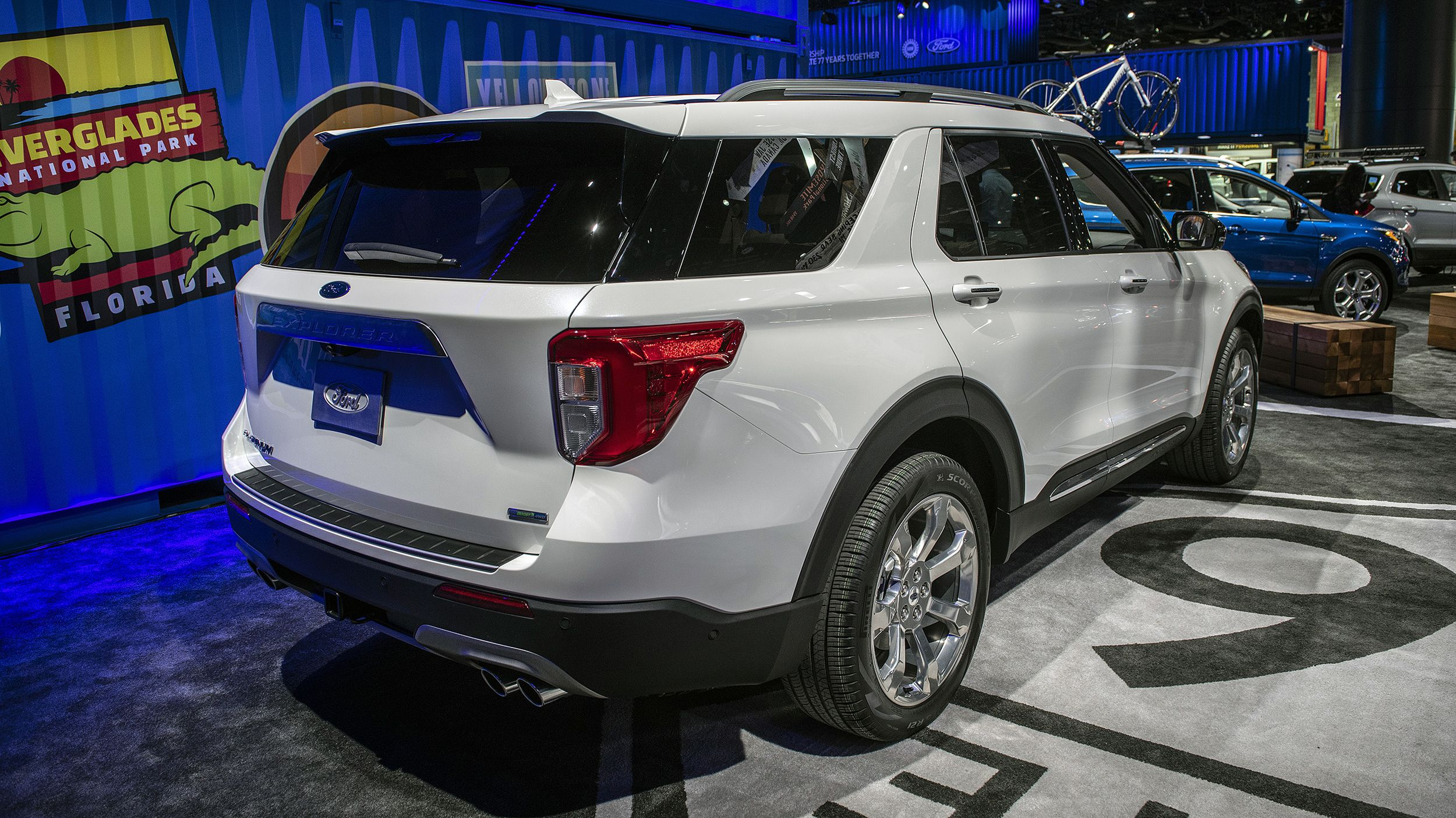2020 Ford Explorer Detroit 2019 Photo Gallery Ford Explorer 2020 Ford Explorer Ford