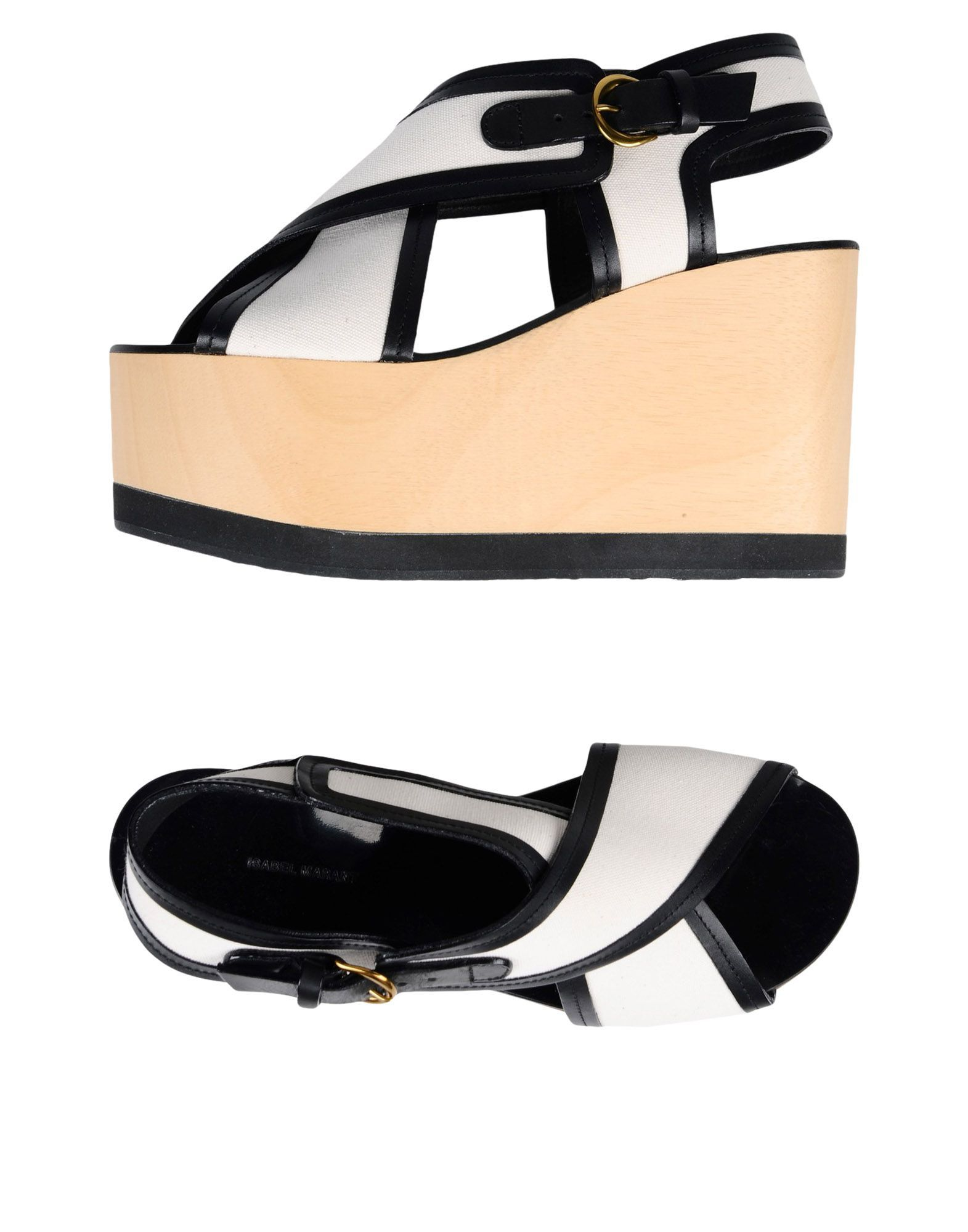 Isabel Marant Sandals In White