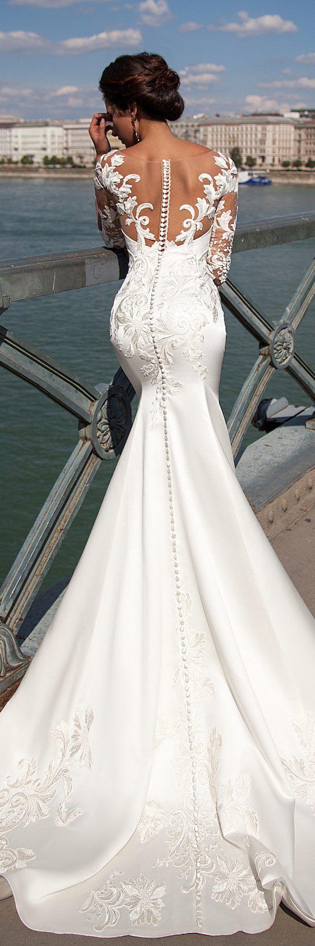 Meerjungfrau Brautkleid: Das 50 sind die schönsten   Wedding dress ...