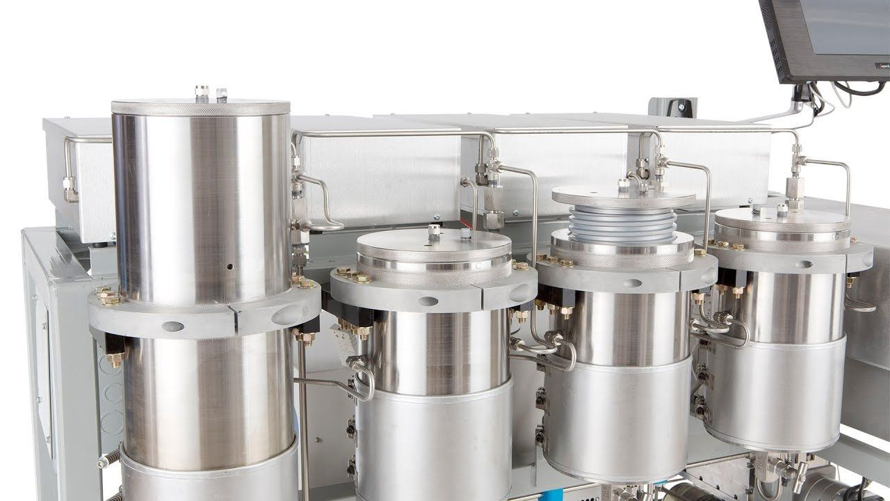 Future market leader in supercritical CO2 extraction | Future market, Co2,  Leader