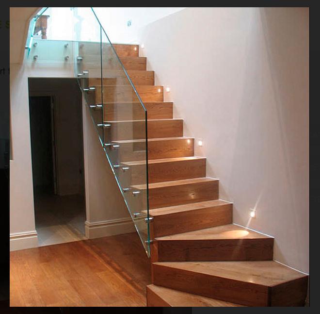 escalier quart tournant deco maison basement stairs. Black Bedroom Furniture Sets. Home Design Ideas