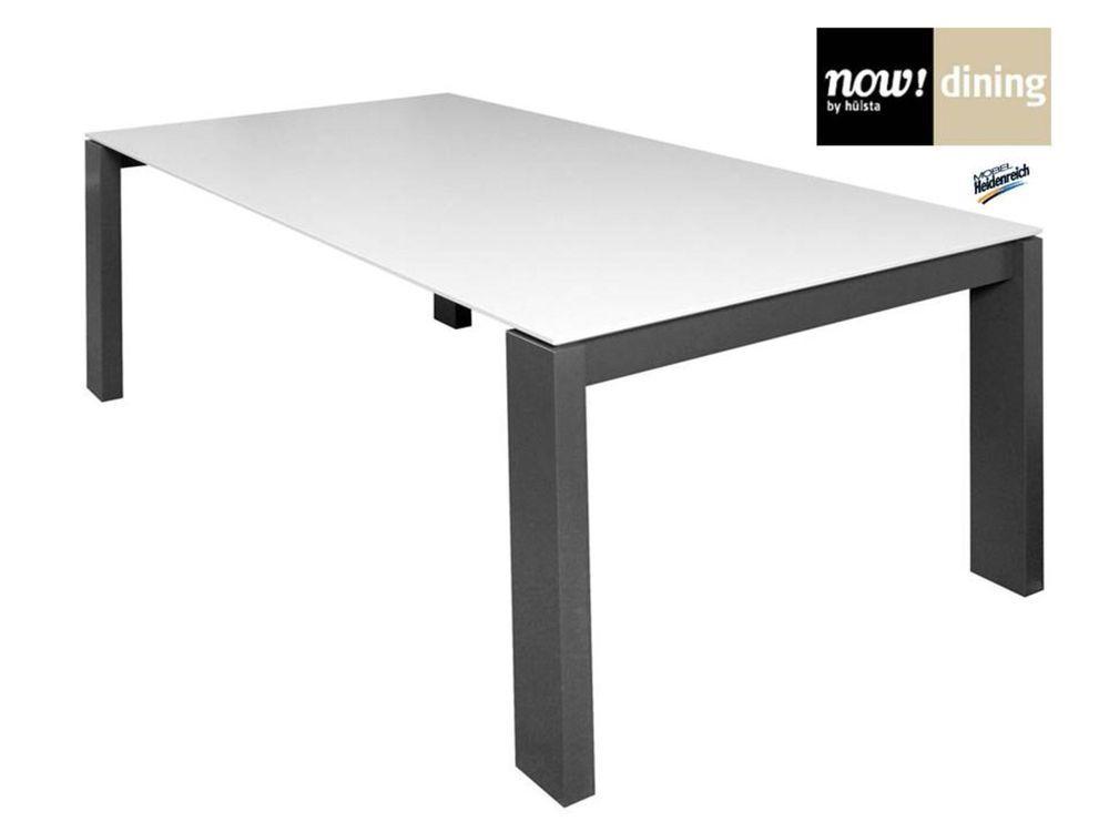 Esstisch Now By Hulsta Et 20 Lack Weiss Grau 200 250 300 X 100 Cm Ausziehbar Neu Ebay Esstisch Now By Hulsta Tisch