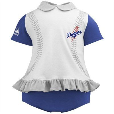 Can't wait to take my baby girl to her first Dodger game!