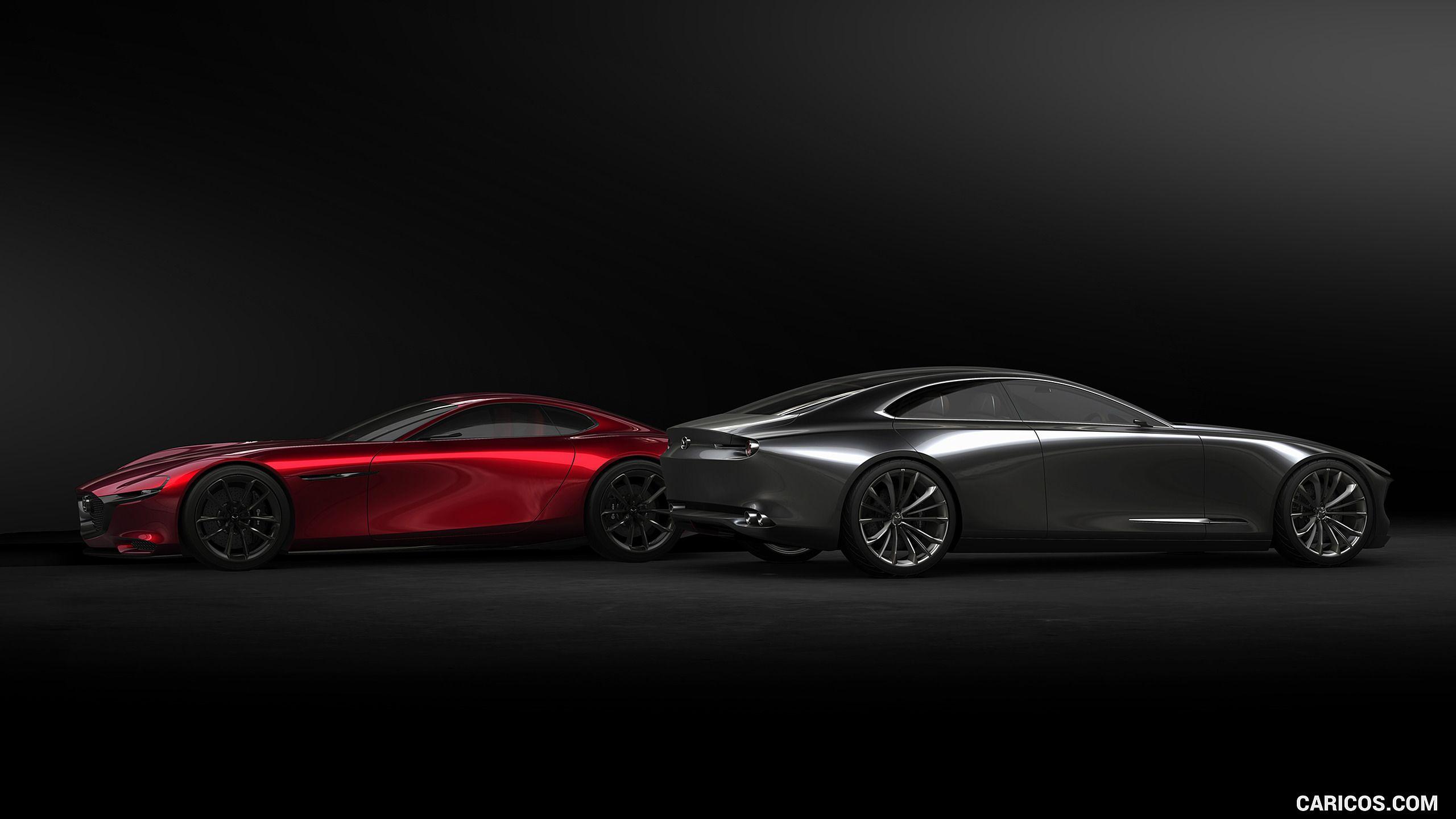 2017 Mazda KAI Concept HD | conseptcar | Pinterest | Mazda and Cars