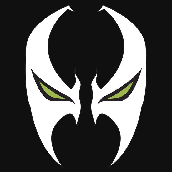 Spawn Eyes Unisex T Shirt A T Shirt Of Comics Spawn Mcfarlane And Colangelo Goodness Spawn Comics Spawn Predator Cosplay