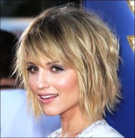 short hairstyles for fine hair 2015 | Short Hairstyles For Fine Hair ...