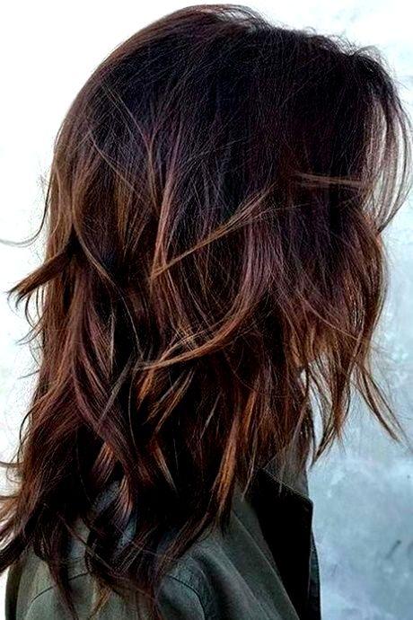 große frisuren für mittlere haare | haarschnitt für dickes