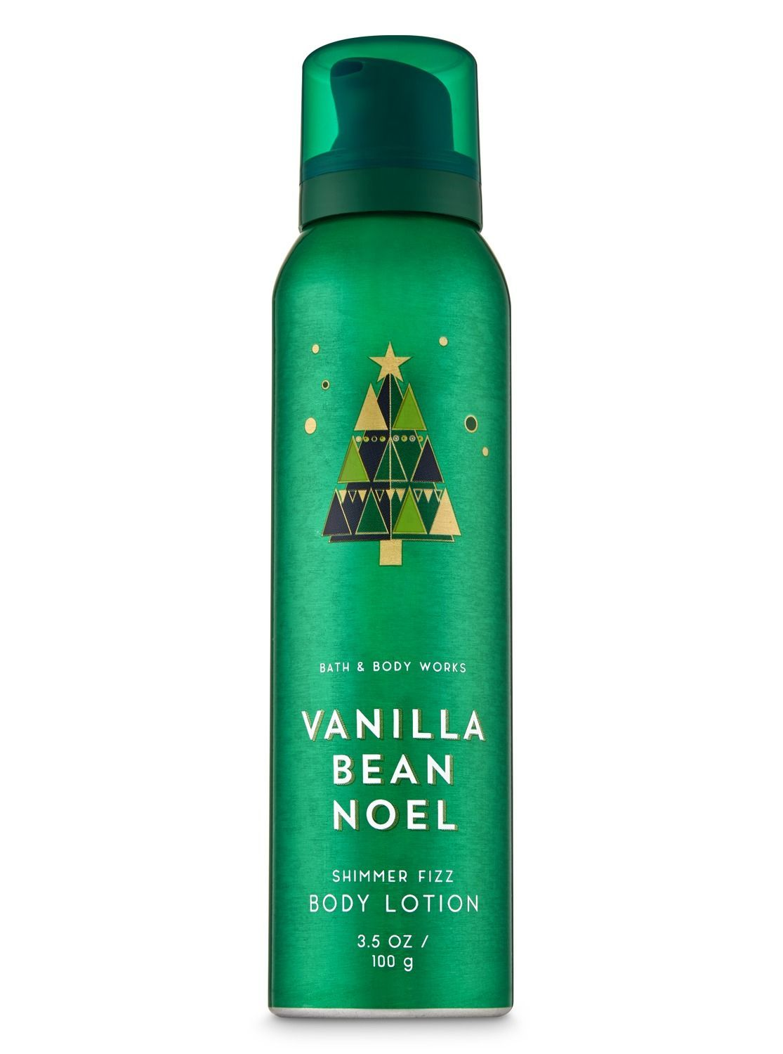 Signature Collection Vanilla Bean Noel Shimmer Fizz Body Lotion