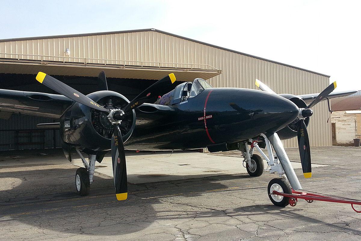 1943 Grumman F7F-3 Tigercat =>   Airplanes For Sale