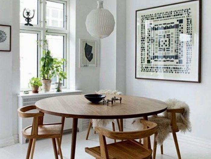 La Plus Originale Table De Cuisine Ronde En 56 Photos Home Ideas