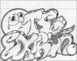 Resultado De Imagen Para Graffiti De Te Extrano A Lapiz