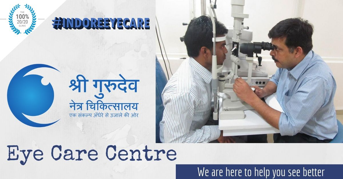 Comprehensive Eye Care and eye taste available at Indore Eye