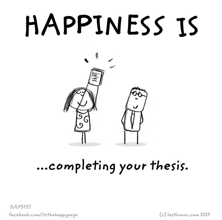 Completing My Mastesr Thesis | Writing Humor, Thesis Writing, Phd Humor