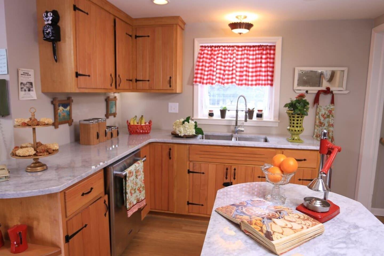 60S Kitchen Afbeeldingsresultaat Voor Nicole Curtis Houses For Sale Family