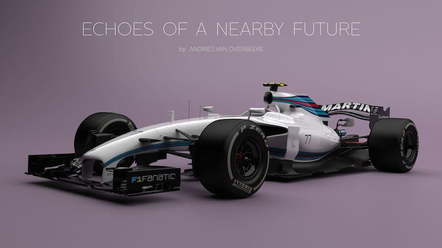 Design-Konzepte 2017: So fantastisch könnten Formel 1-Boliden aussehen - addicted to motorsport