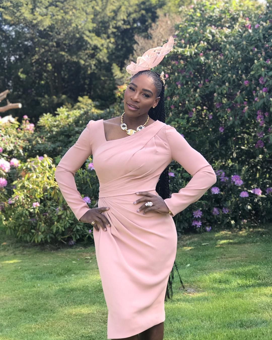 Serena Williams Went All Out For The Royal Wedding | HuffPost ...