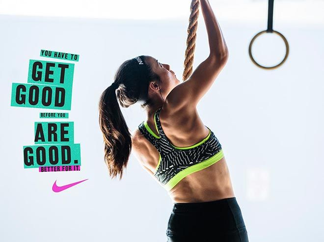 Nike Women Better For It - The Inspiration Room