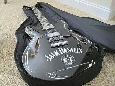 Jack Daniels #vintageandrare #vintageguitars #vandr