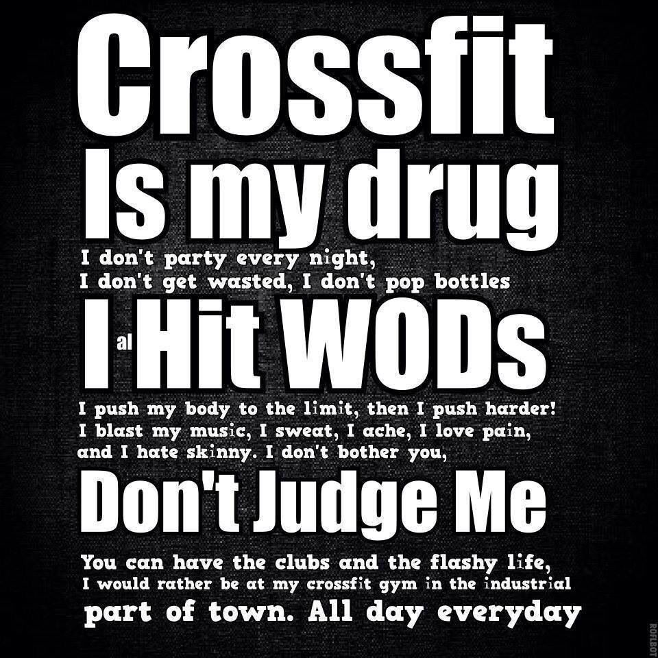 Crossfit Quotes Pinericnicfit On Fitness Inspiration Quotes  Pinterest .