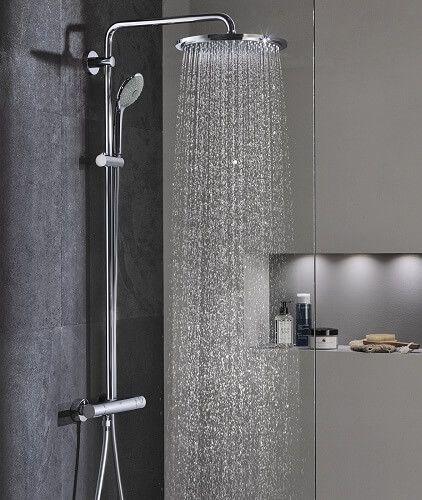 Raindance Hansgrohe Duschsysteme Duschdesigns Und Tolle Badezimmer