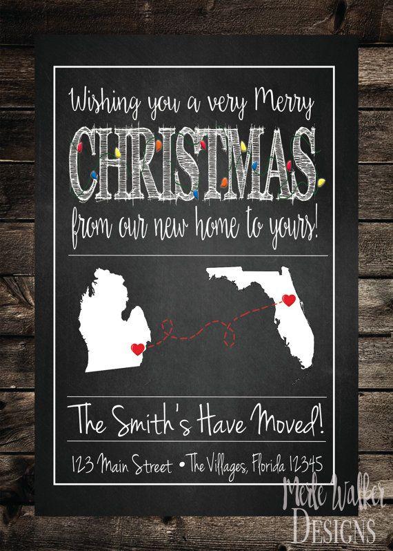 we ve moved christmas card by merlewalkerdesigns on etsy
