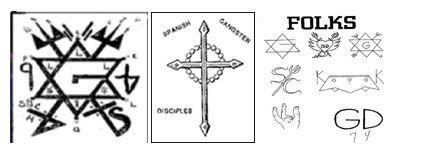 folk nation gangster disciples knowledge