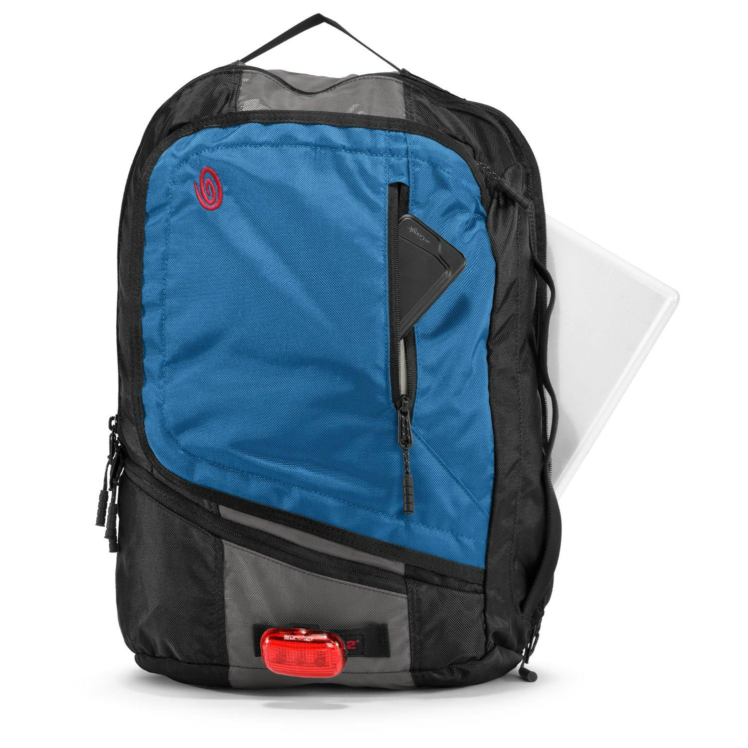 """This fun backpack fits most 17"""" laptops."""