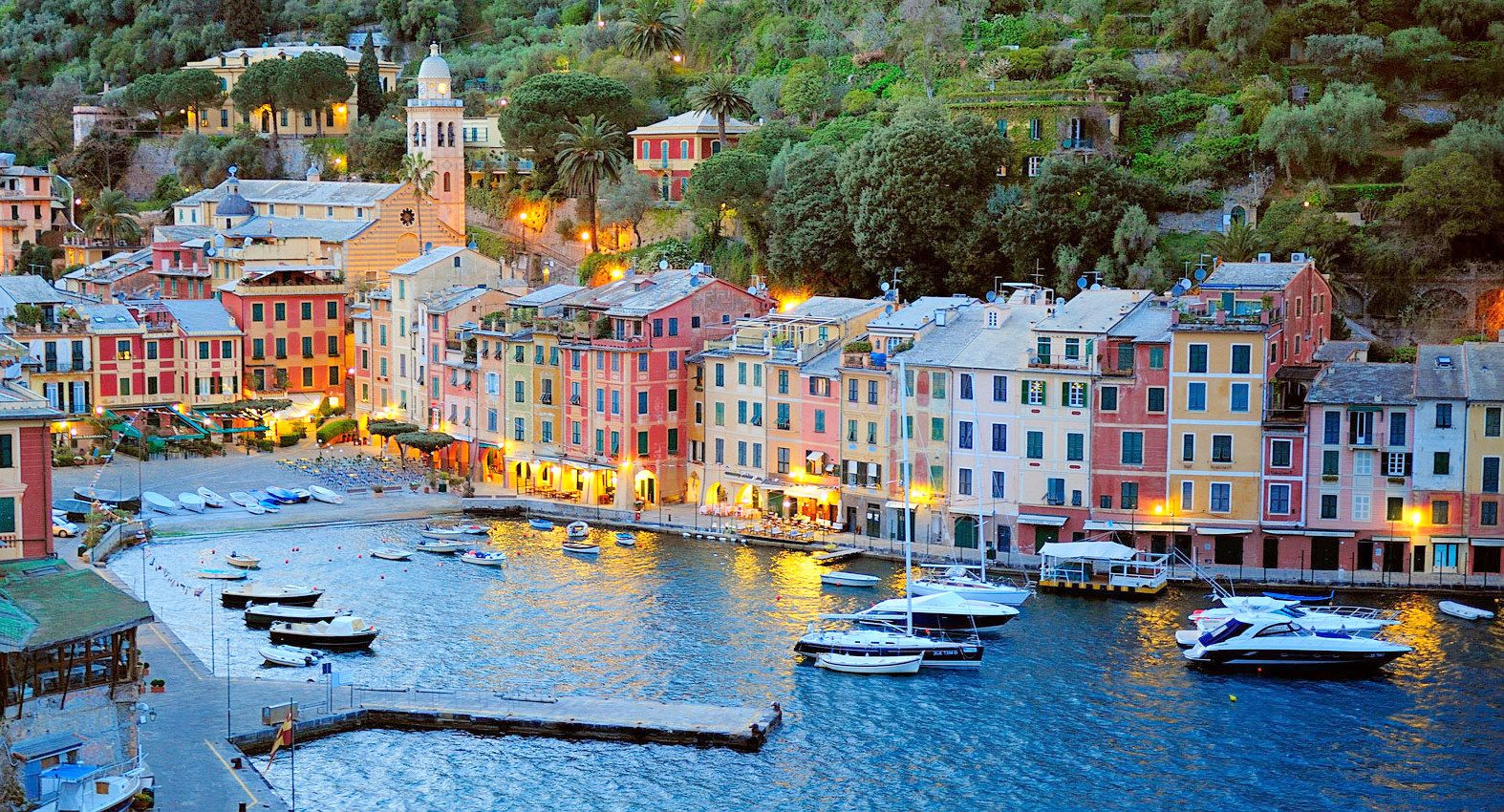 Watch Portofino perfection: Falling in love on the Italian Riviera video