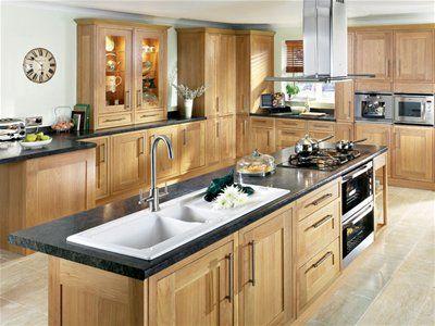 Rezultatele Căutării De Imagini Google Pentru Http Www Newkitchenideas Kitchens Wp Content Uploads Traditonal Modern Oak Kitchen Jpg