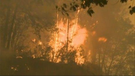 California wildfires burn hundreds of homes - CNN.com