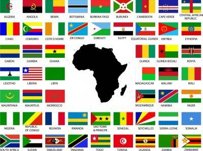 Africa Facts for Children   A to Z Kids Stuff   Africa Educational ...