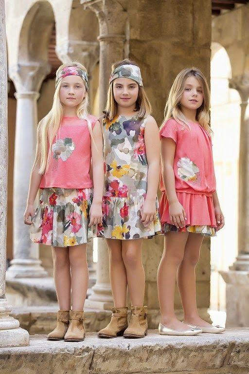 ae9ee3303 Ropa niña · Hoy os traemos una firma con un estilo sencillo, juvenil,  elegante y muy,