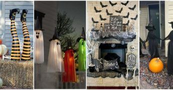 Photo of Украшение дома на Хэллоуин 2020: крутые варианты и фото идеи