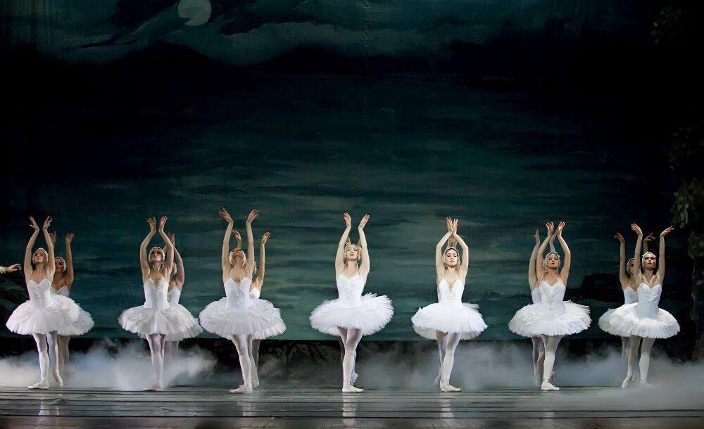 Ballet Classico Conheca O Fascinante O Lago Dos Cisnes Mundo
