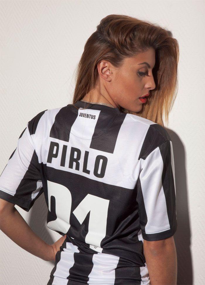 Girls Juventus, Footy Girls, Number Kit, Juventus Girl, Juventus Fc